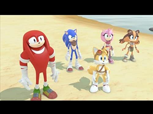 Sonic Boom: Fire & Ice (VG)