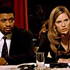 Hilary Swank and Chiwetel Ejiofor in Red Dust (2004)