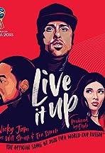 Nicky Jam Feat. Will Smith & Era Istrefi: Live It Up