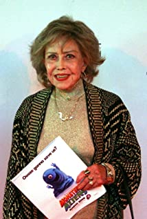 June Foray Picture