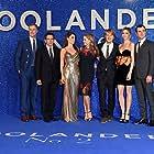 Ben Stiller, Will Ferrell, Penélope Cruz, Owen Wilson, Christine Taylor, Justin Theroux, and Kristen Wiig in Zoolander 2 (2016)