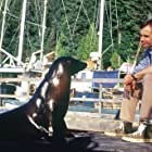 Keith Carradine and Tory The Sea Lion in Andre (1994)