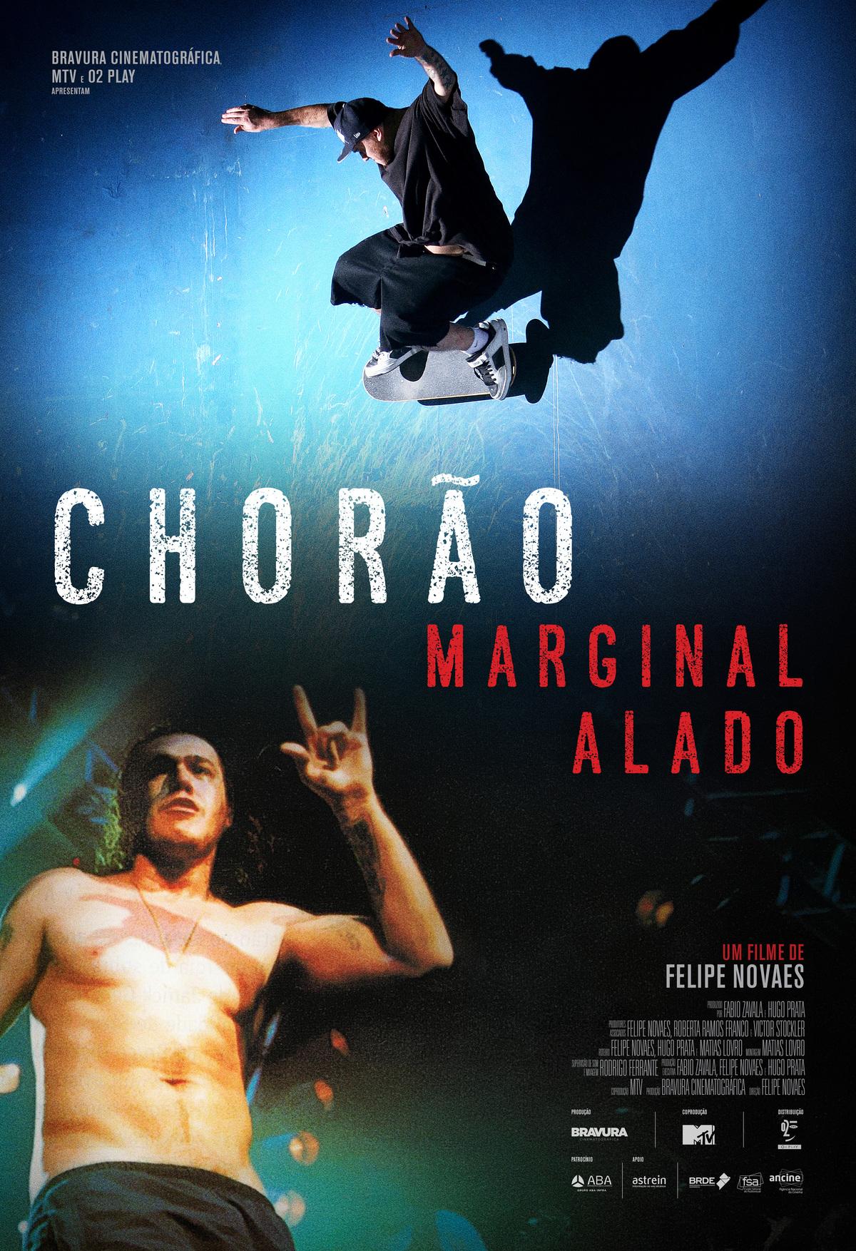 Download Filme Chorão Marginal Alado Torrent 2021 Qualidade Hd