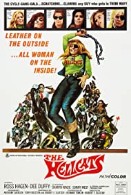 The Hellcats (1968) Poster - Movie Forum, Cast, Reviews