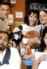 Jeffrey Anderson-Gunter, Christine Burke, Harriet Sansom Harris, Michael Landes, Jim Pirri, and Jonathan Slavin in Union Square (1997)