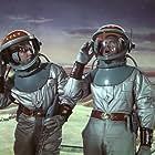 Aleksei Genesin and Peeter Kard in Mechte navstrechu (1963)