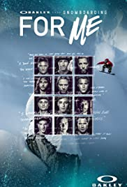 Snowboarding for Me Poster