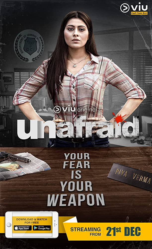 Unafraid 2018 Hindi S01 Complete Web Series Ep01-10 720p HDRip x264 1GB Download