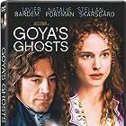 Natalie Portman and Javier Bardem in Goya's Ghosts (2006)
