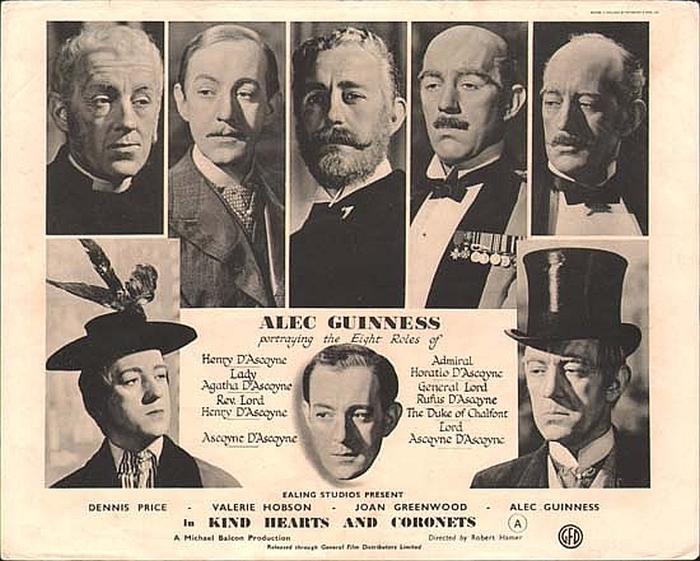 kind hearts and coronets 1949