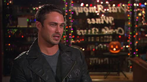 Chicago Fire: Interview Excerpts Taylor Kinney-Kelly Severide