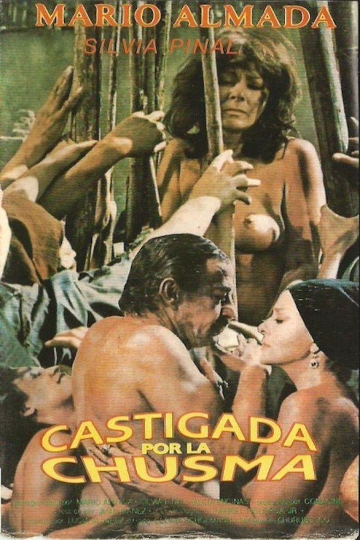 Mario Almada and Silvia Pinal in Divinas palabras (1978)