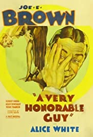 A Very Honorable Guy(1934) Poster - Movie Forum, Cast, Reviews