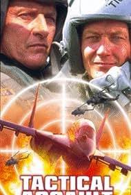 Rutger Hauer and Robert Patrick in Tactical Assault (1998)
