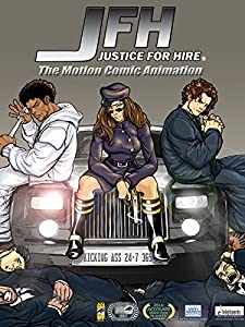 Downloading mpeg movies JFH: Justice-For-Hire - The Motion Comic Animation [hddvd]