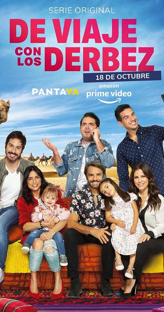 Download De Viaje Con Los Derbez or watch streaming online complete episodes of  Season1 in HD 720p 1080p using torrent