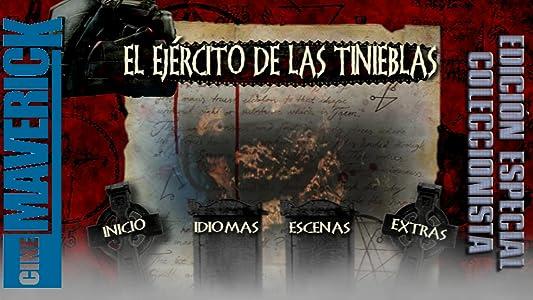 Websites to watch new english movies El Ejercito de las Tinieblas Spain [2048x1536]