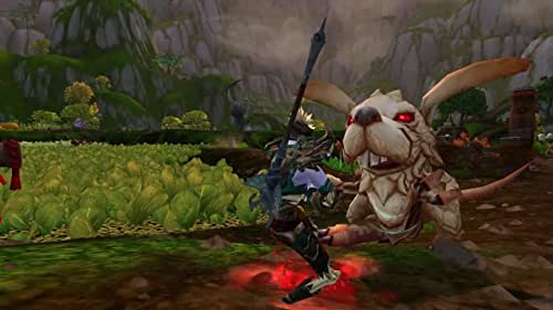 World Of Warcraft: Mists Of Pandaria: Monk Class Gameplay Footage