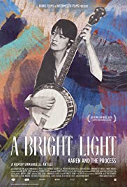 A Bright Light - Karen and the Process Poster