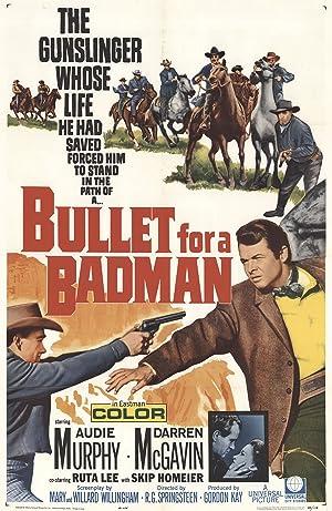 مشاهدة فيلم Bullet for a Badman 1964 مترجم أونلاين مترجم