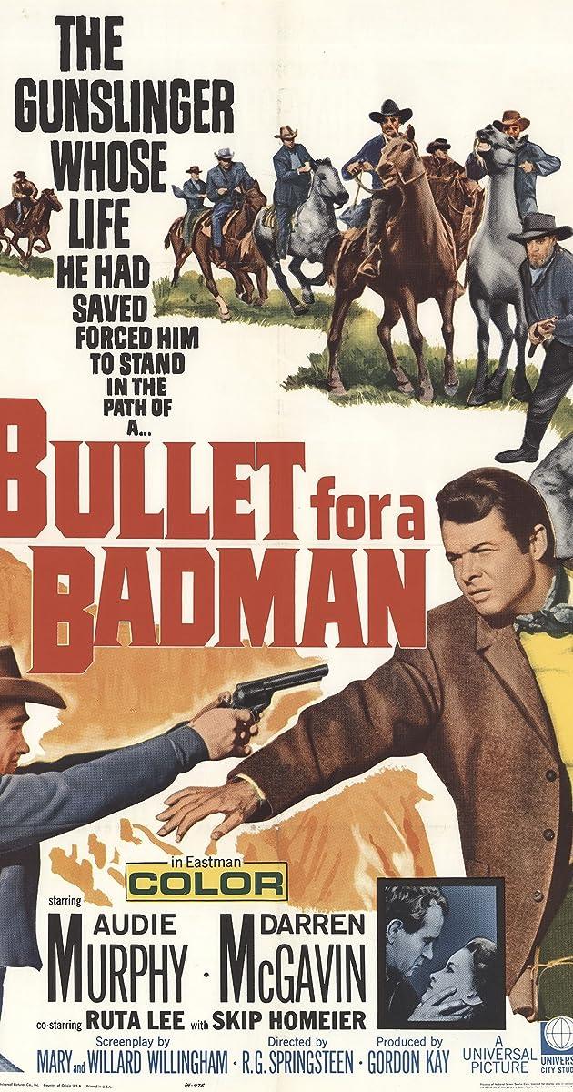 Bullet for a Badman (1964) - IMDb