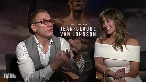 """Van Damme Flexes His Comedy Muscles in """"Jean-Claude Van Johnson"""""""