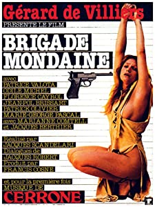 Unlimited movie downloads free Brigade mondaine France [720p]