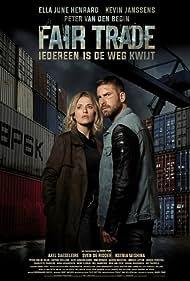 Kevin Janssens and Ella-June Henrard in Fair Trade (2021)