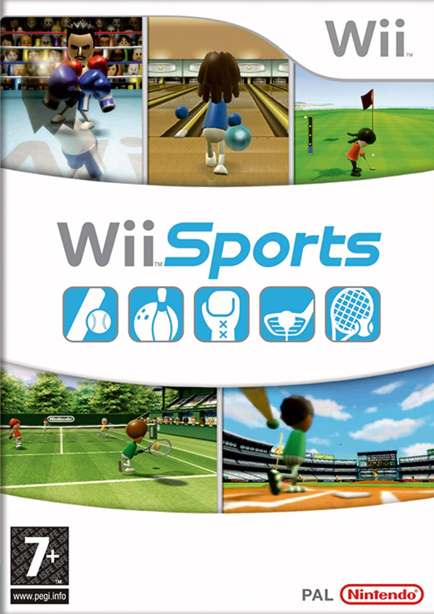 wii sports video game 2006 imdb rh imdb com Nintendo Wii wii sports resort instruction manual