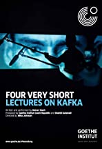 Four Very Short Lectures on Kafka
