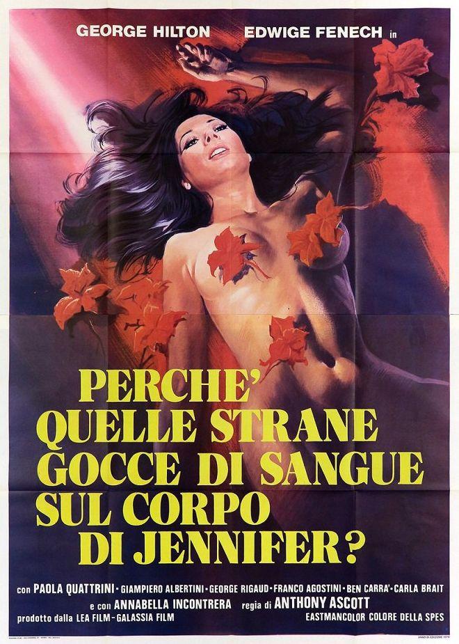The Case of the Bloody Iris (1972) - IMDb