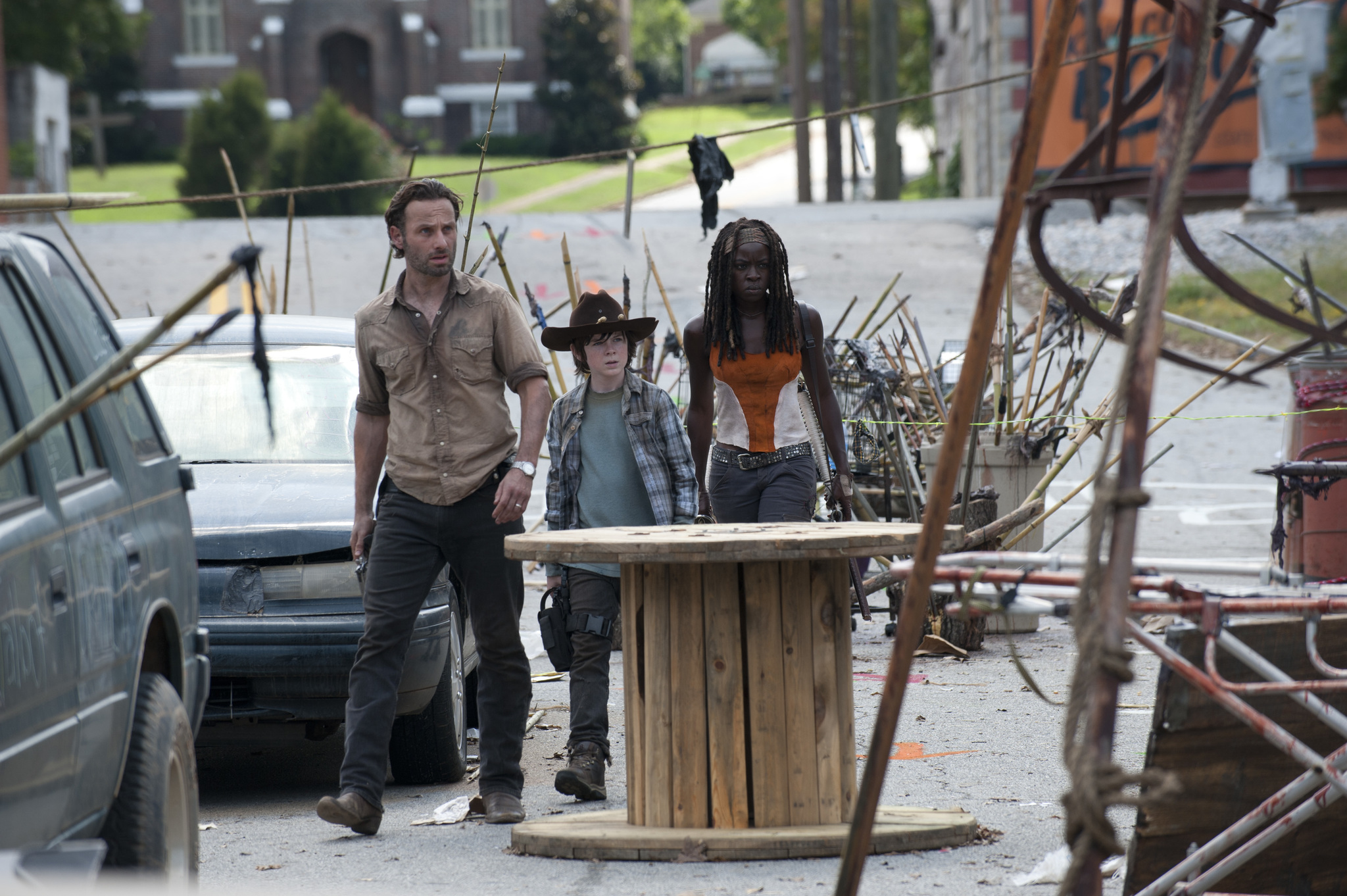 The Walking Dead 3×12 – Claro