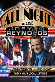 All Night with Joey Reynolds Poster