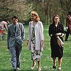 Kate Winslet, Saffron Burrows, and Dougray Scott in Enigma (2001)