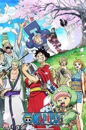 Where to stream One Piece