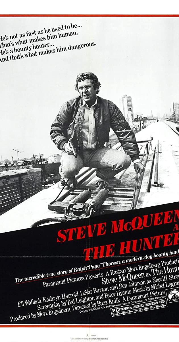 Subtitle of The Hunter