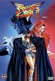 Street Fighter II: V Poster - TV Show Forum, Cast, Reviews