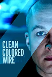 Clean Colored Wire Poster