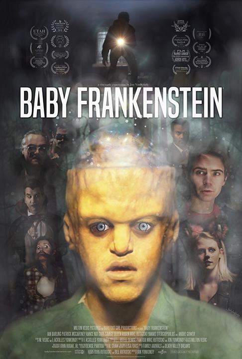 Baby Frankenstein (2018) Dual Audio 720p HDRip [Hindi + English] – 650MB