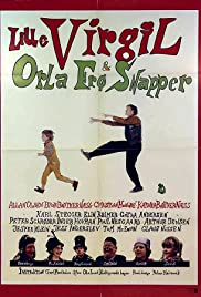 Little Virgil and Orla Frogsnapper Poster