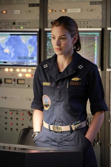 Daisy Betts in Captain (2012)