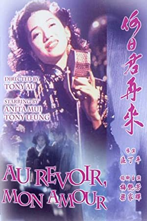 Tony Ka Fai Leung Au revoir mon amour Movie