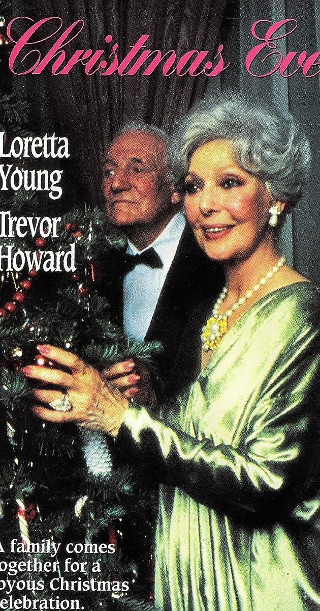 Frohe Weihnachten Film.Christmas Eve Tv Movie 1986 Release Info Imdb