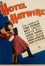 Mary Carlisle and Leo Carrillo in Hotel Haywire (1937)