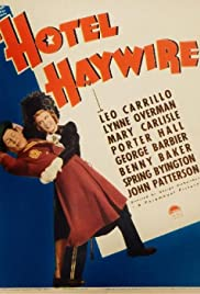 Hotel Haywire Poster