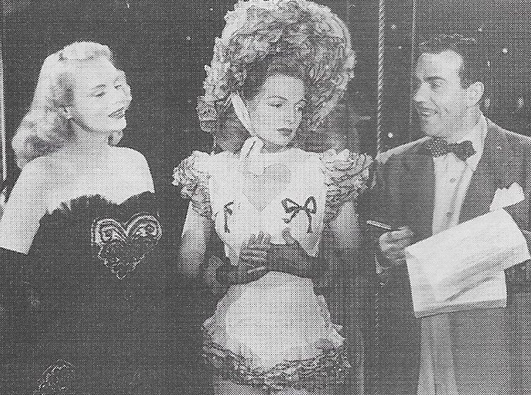 I Was a Burlesque Queen (1953)