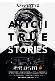 AVICII - True Stories Poster