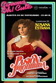 Pasión prohibida (1980) Poster - Movie Forum, Cast, Reviews