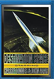 Destination Space Poster