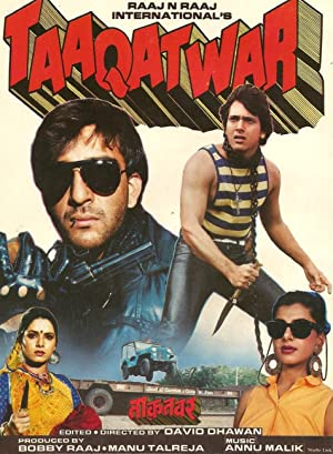 Sanjay Dutt Taaqatwar Movie